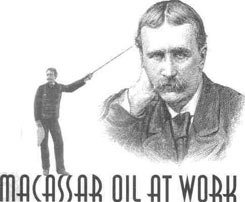 macassar beard oil