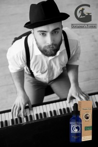 Composer Eucalyptus Beard Oil