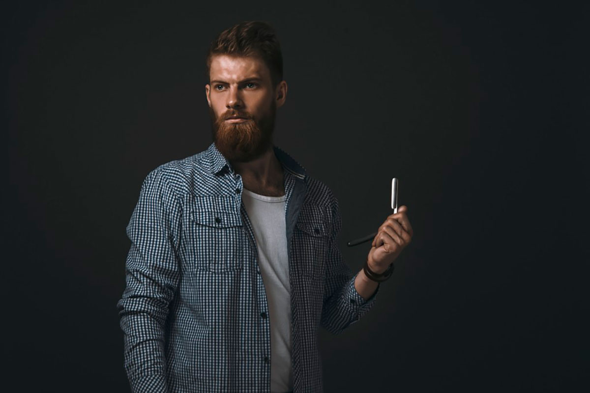 Achieving The Perfect Beard Is About Simple Tapering And The Right Beard Oil Products