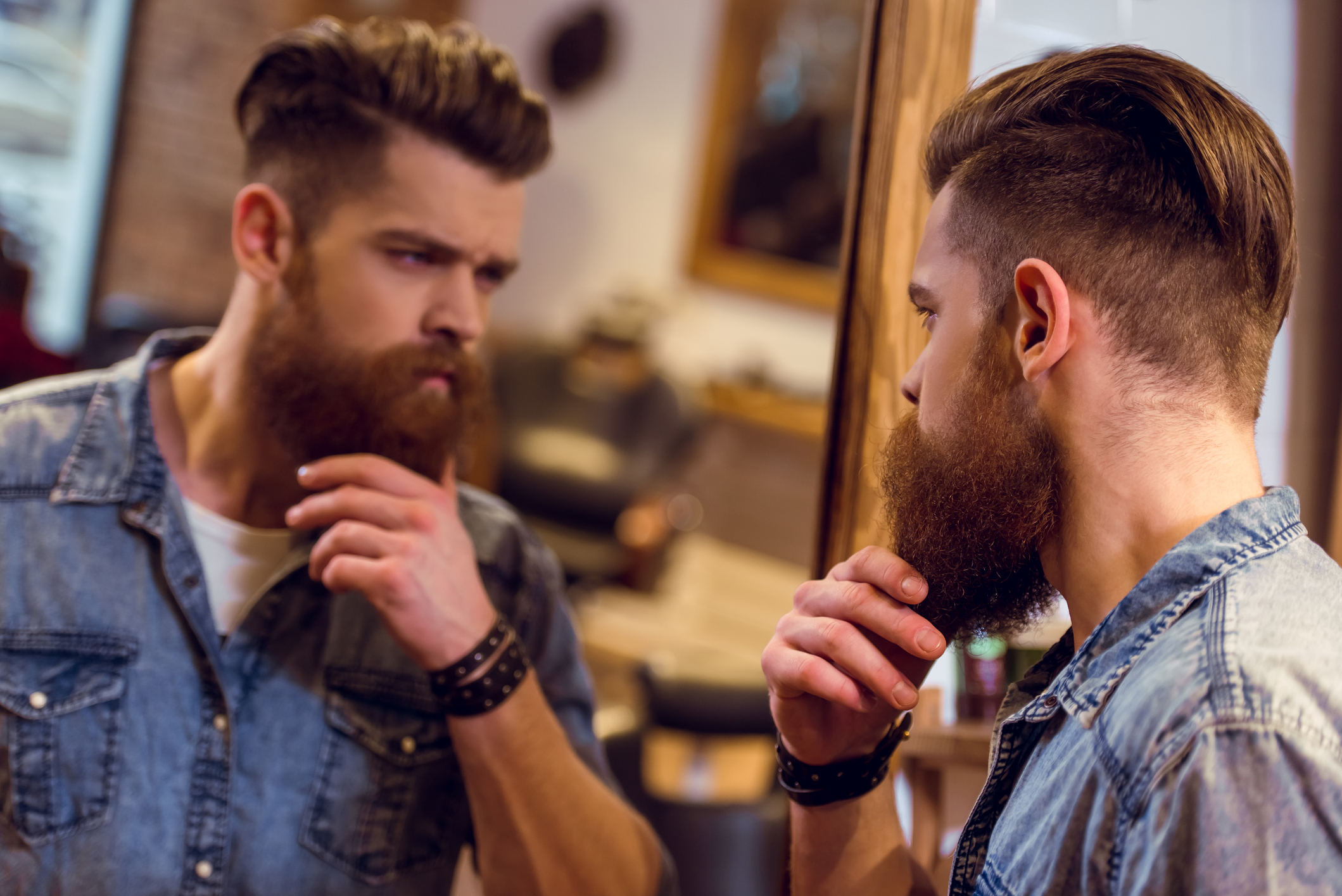 Beard Oil For Men To Cure Beard Itch