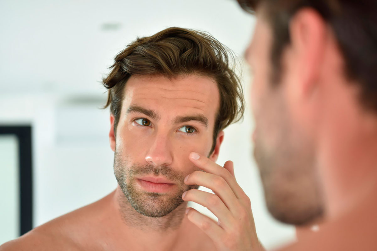 Men Have Embraced Botox, But Peptide Skin Serum is Safer And Less Expensive