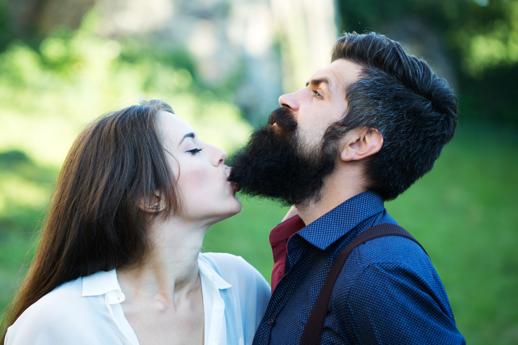 Women Like Beards - Beard Science