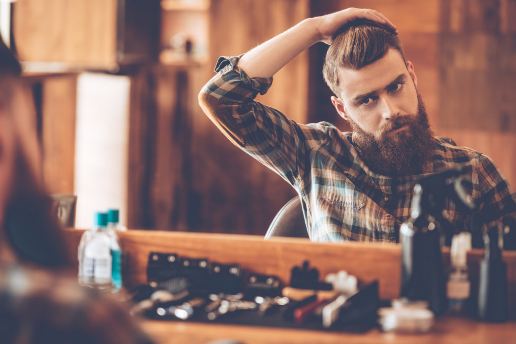 Fall Fashion Tips Cedar Beard Oil For Men
