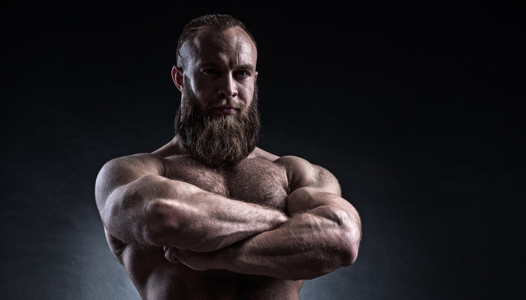 Gym Beard Care Tips
