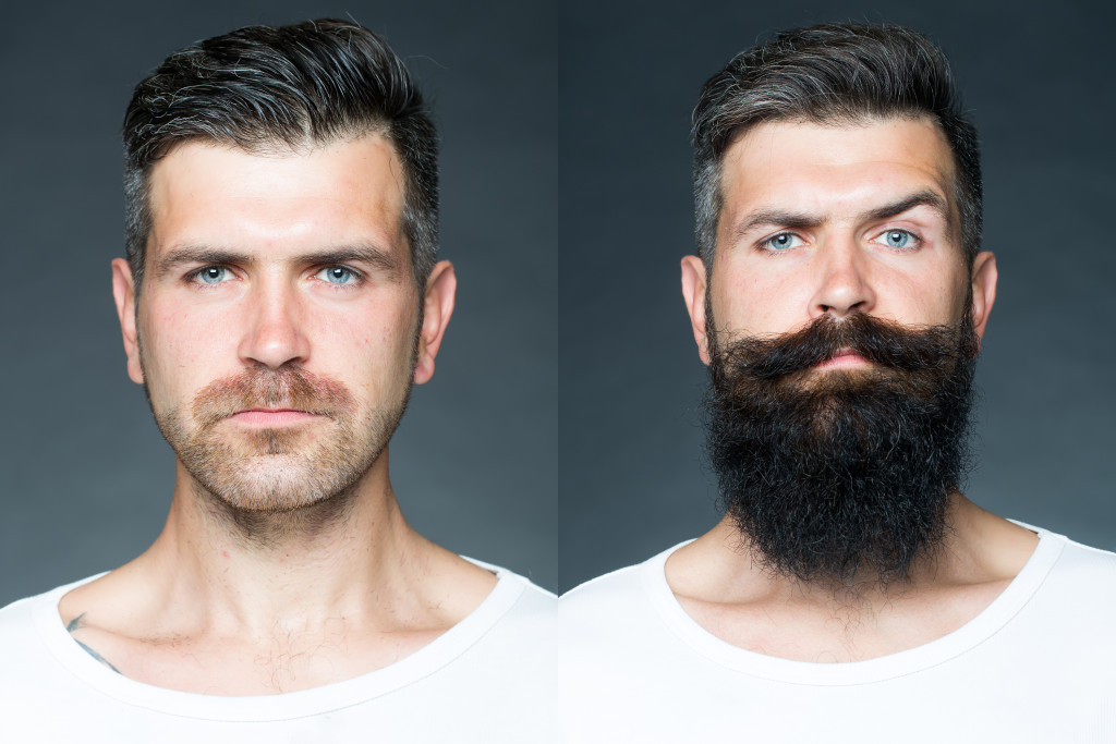 Beard Care: How Beards Improve Your Jawline