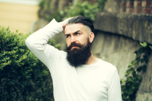 men hairstyles with beards hipster beard undercut