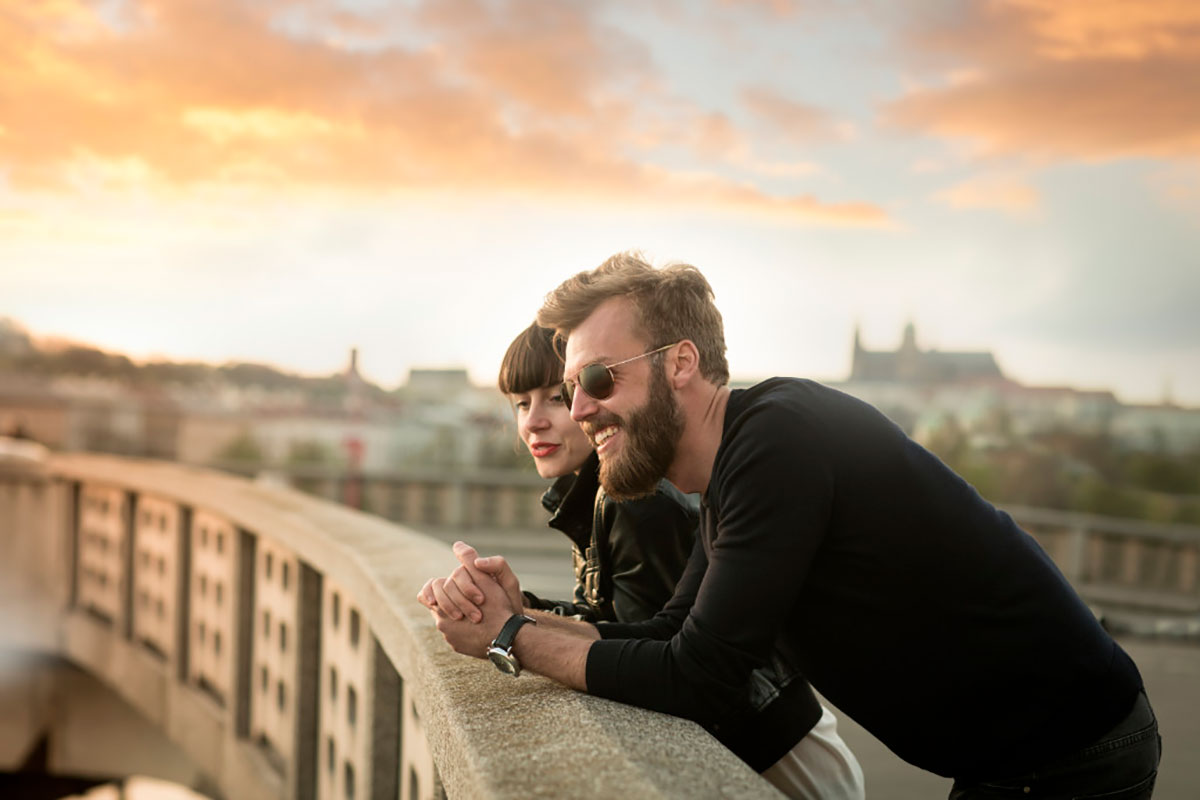 Study Shows Men with Beards Make Better Partners