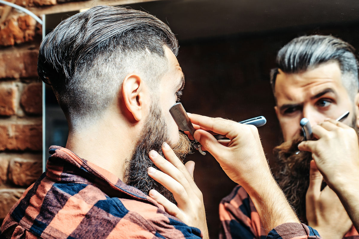 Finding the Right Cheek Line for Your Beard