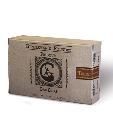 Geranium French Clay Soap for men