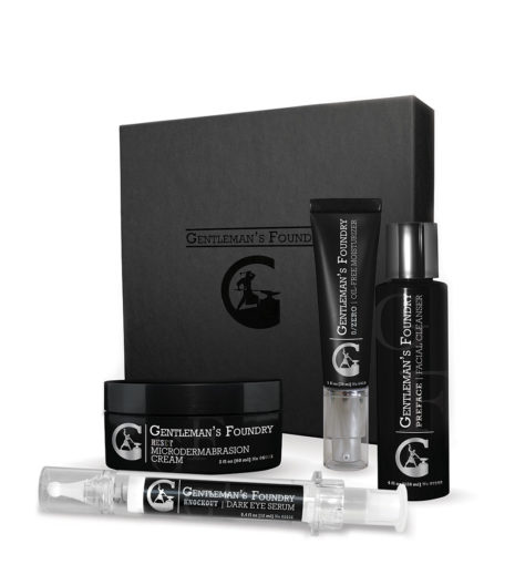 skin care gift set for men