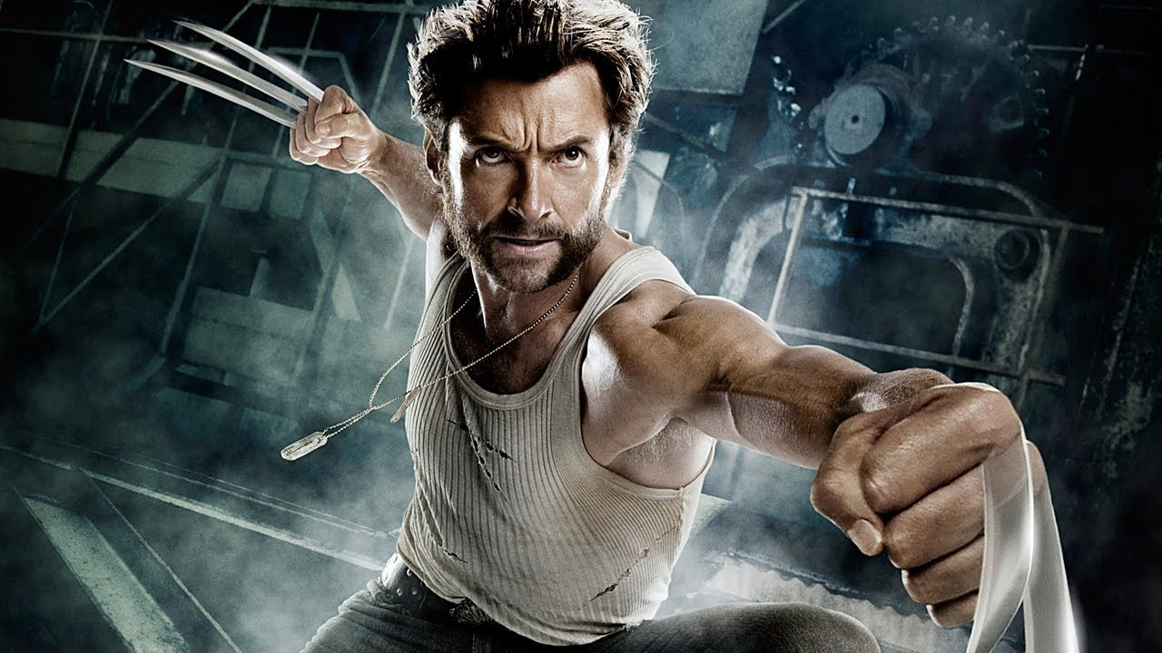 Hugh Jackman Logan Wolverine Halloween Costumes for men with beards