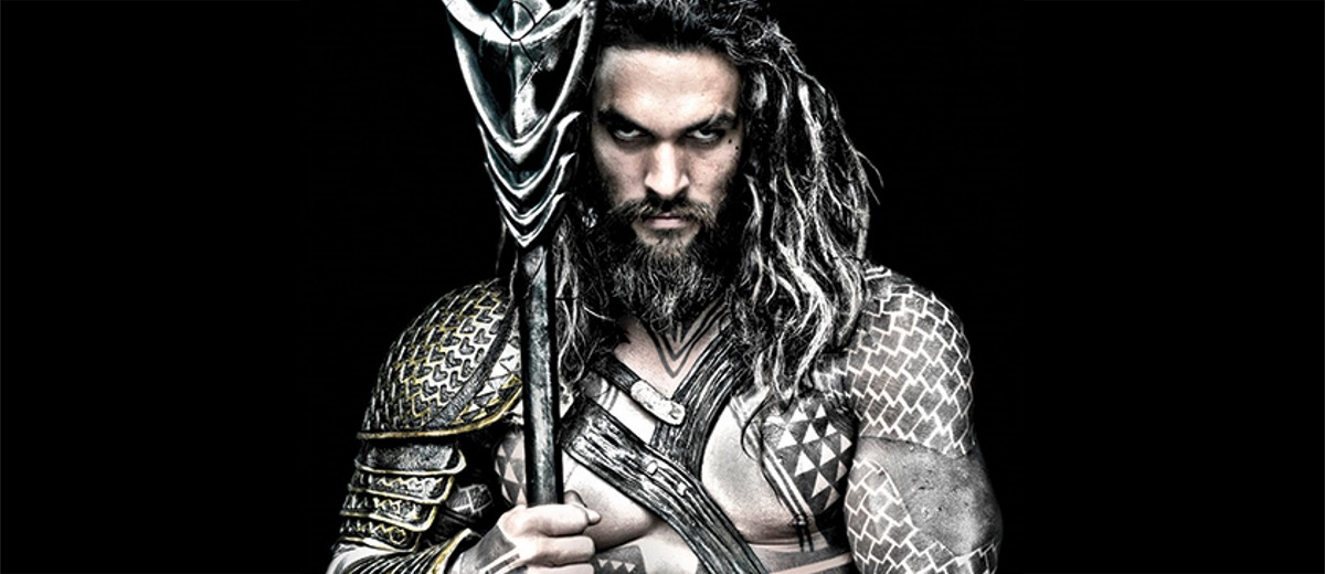 Halloween Costumes For Men With Beards - Jason Momoa Aquaman