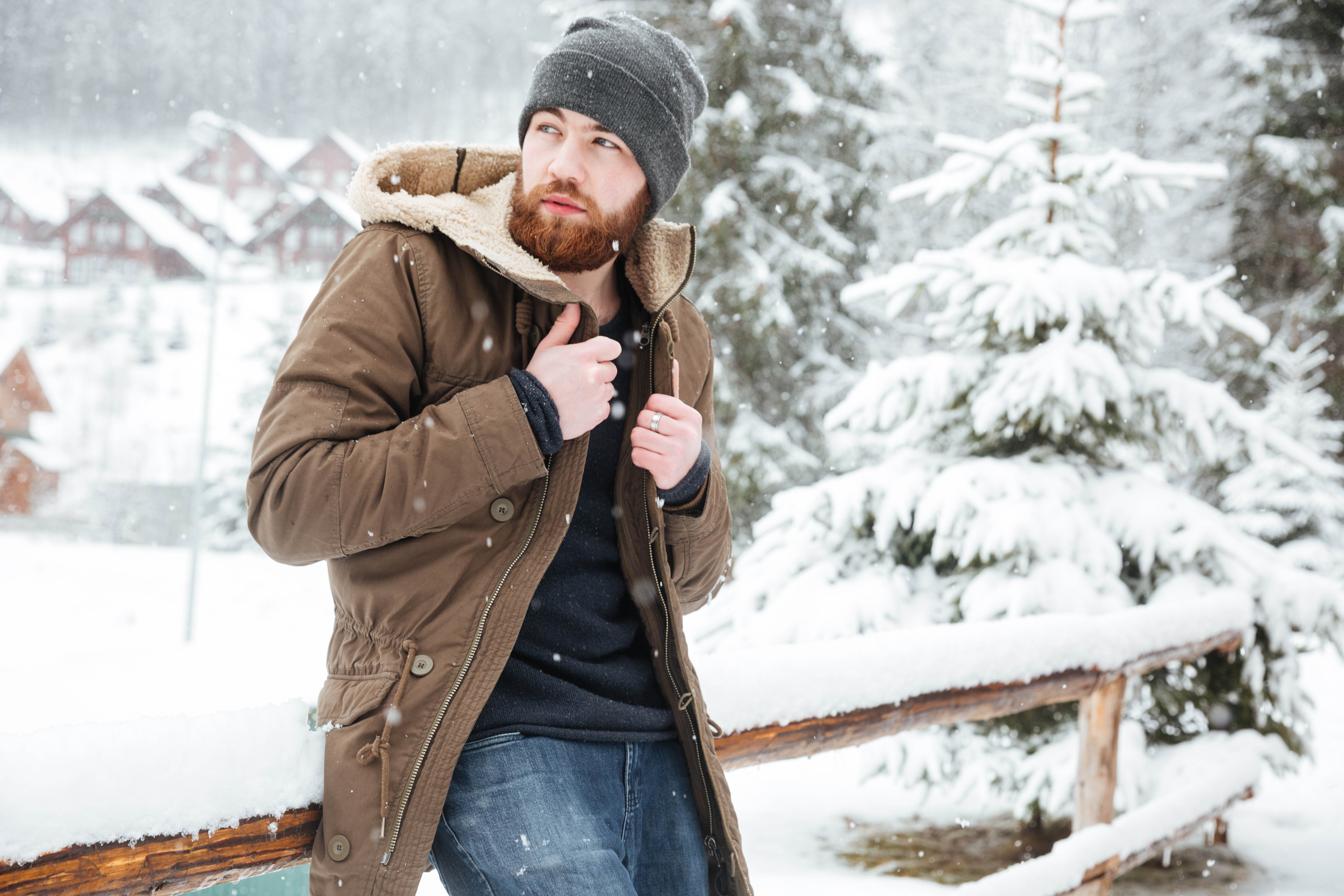 Why To Start Growing A Winter Beard