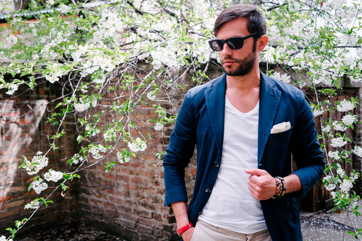 The Gents Guide: 3 Essential Summer Styles To Help You Beat The Heat