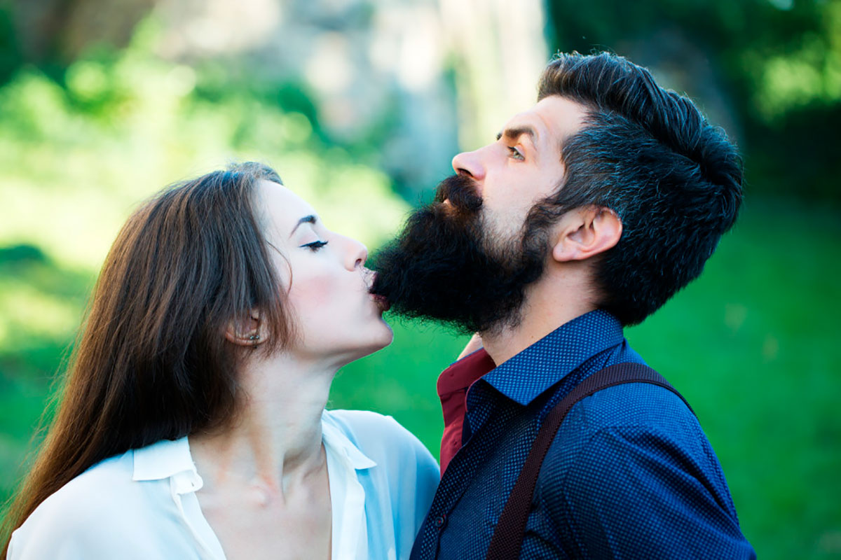 women like beards beard grooming products