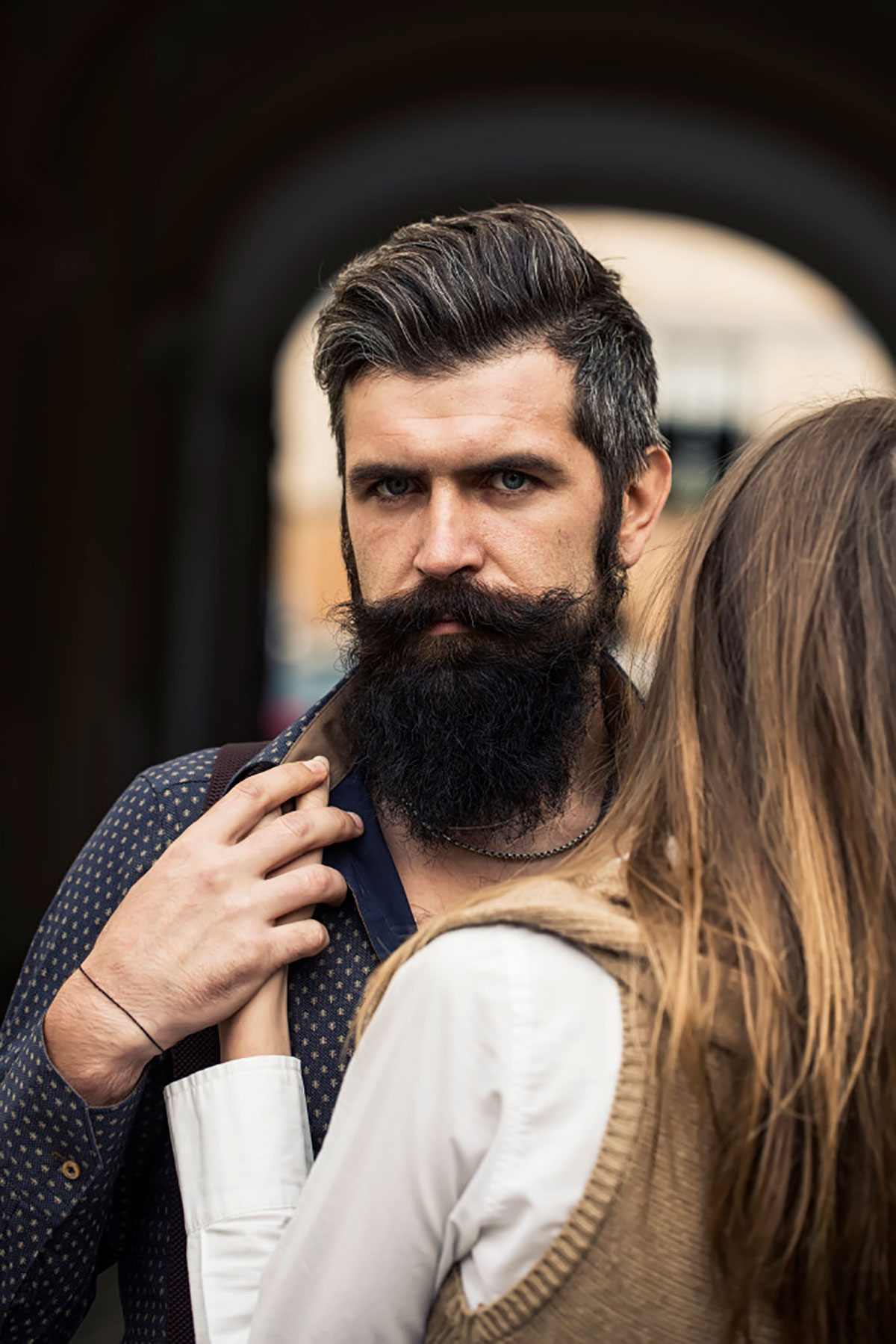Law of Attraction: Beards Can Give You a Better Jawline
