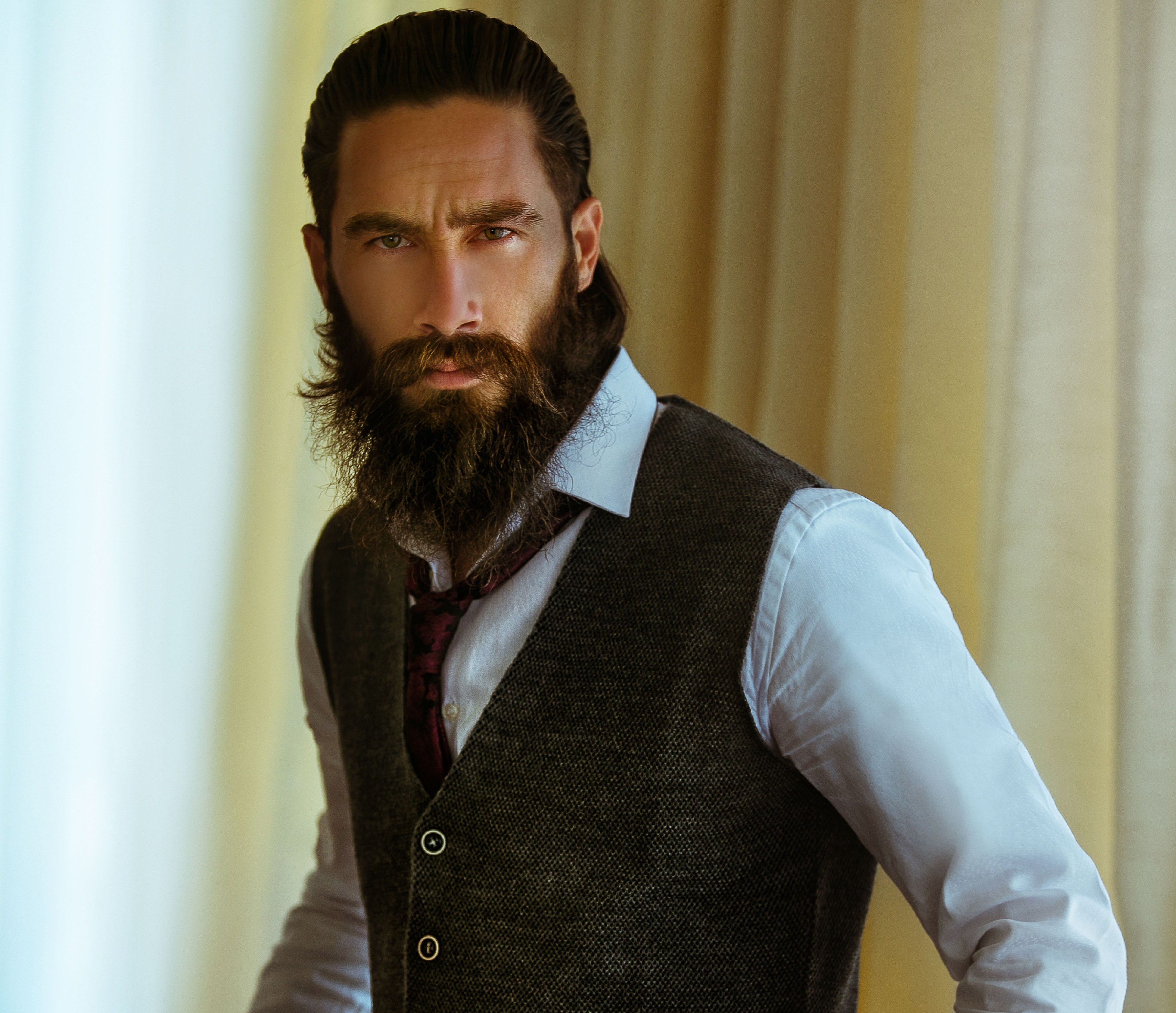 best hairstyles for men with beards – gentlemansfoundry
