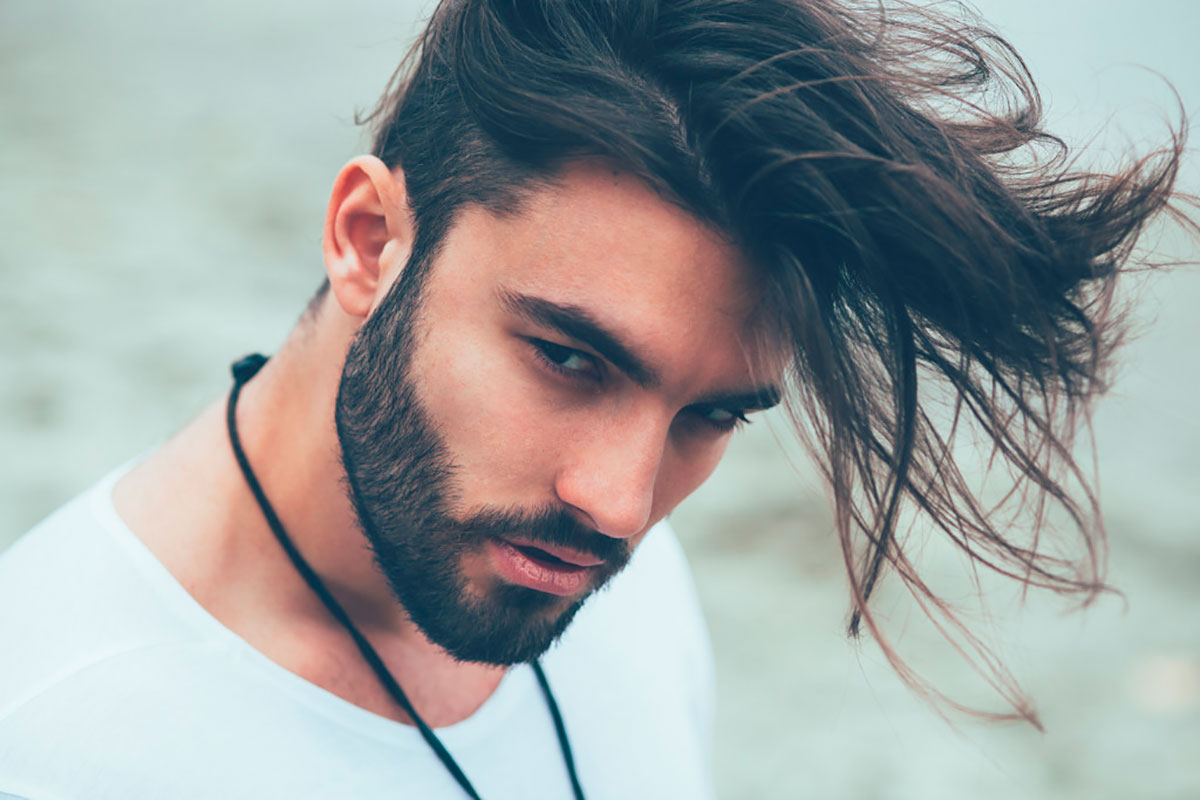 Men's Hair Grooming Mistakes That Cause Acne