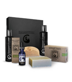 Beard Grooming Gift Set For Men