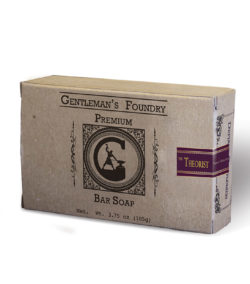 Sage & Wood Soap for men