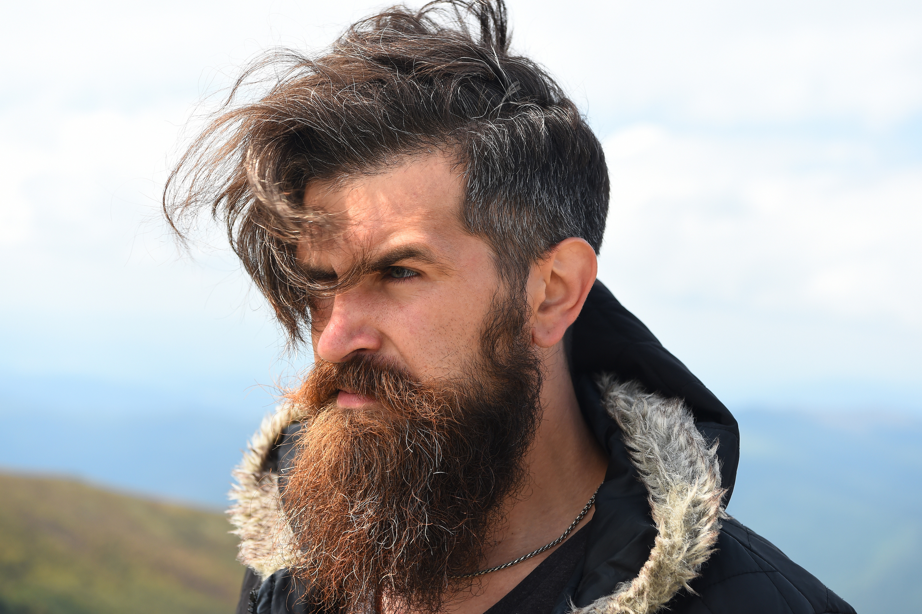 How to Prevent A Scraggly Beard