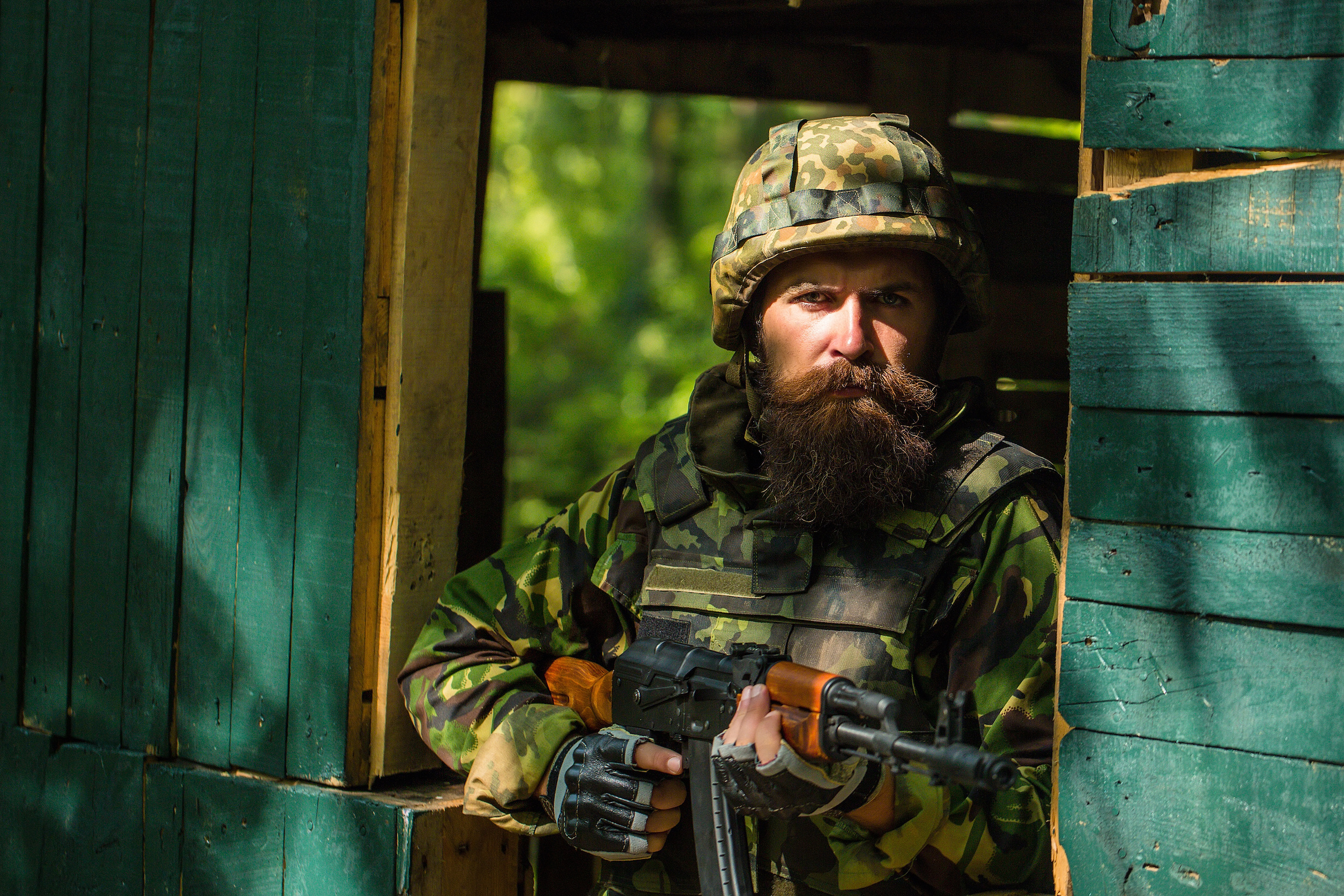 Religious Beards In The United States Military